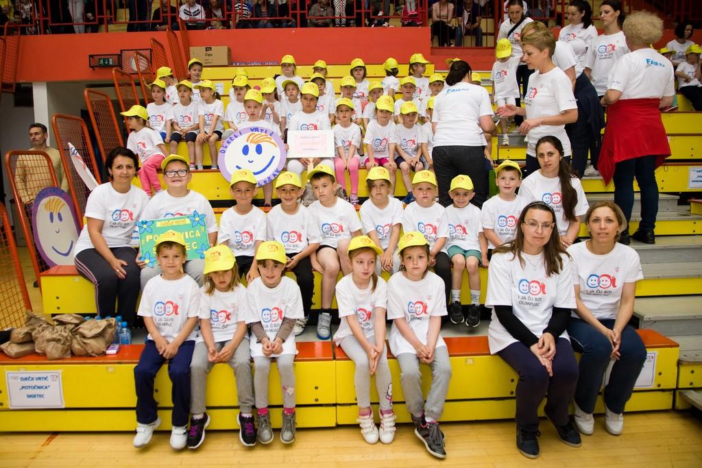 Održan 14. olimpijski festival dječjih vrtića