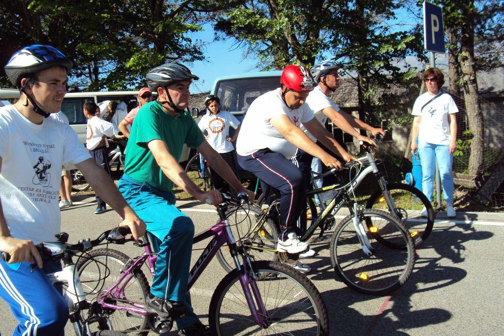 Prvenstvo Hrvatske u biciklizmu za osobe s intelektualnim poteškoćama
