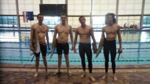 Državno prvenstvo u plivanju perajama, 22.-23.5.2015., Split
