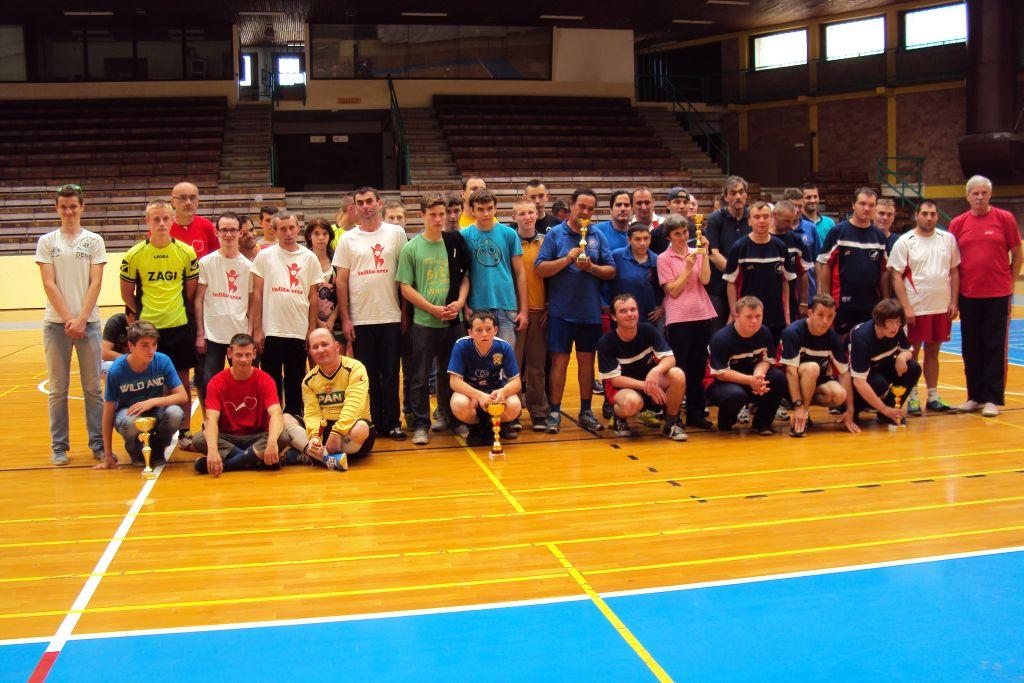 Prvenstvo Hrvatske u malom nogometu i Special Olympics European Football Week 2015.