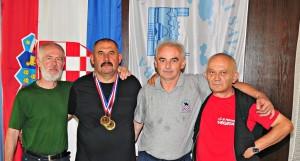 Prvenstvo Hrvatske - Veterani (Streljački sportski klub Podravka)