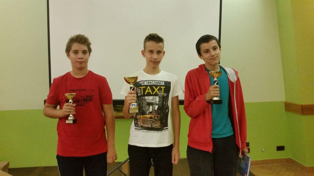 Koprivnički šahisti zabilježili su nekoliko uspješnih nastupa na turnirima