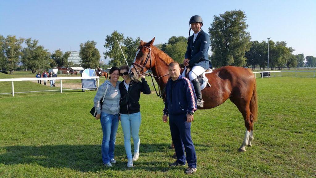 Galop Team na prvenstvu za mlade konje