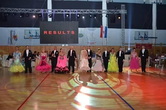 Još jedan veliki uspijeh sportskog plesnog kluba Ritam Koprivnica