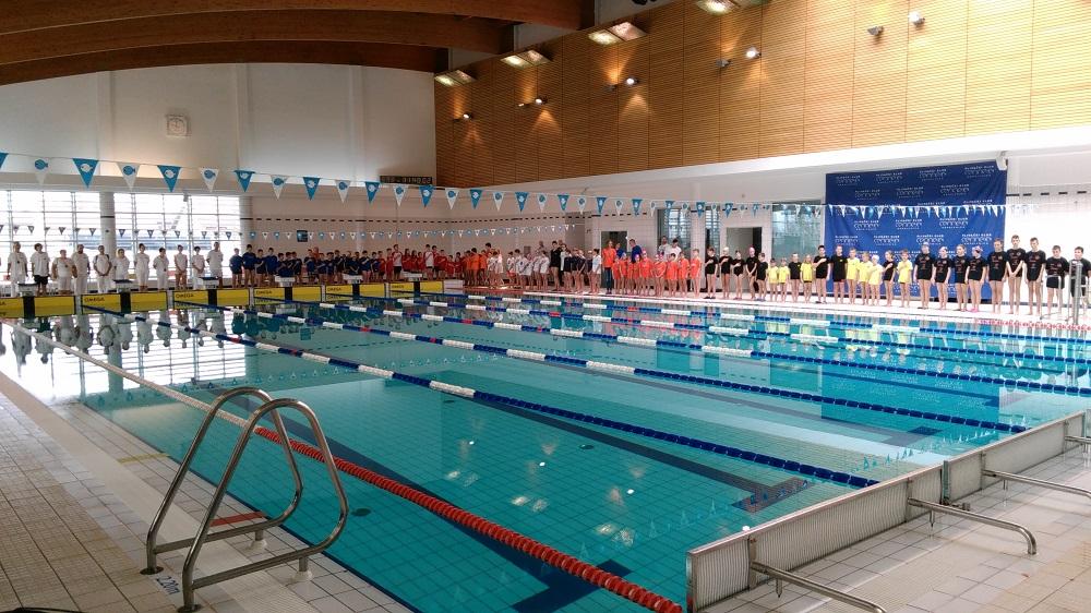 Rekordna posjećenost na ovogodišnjem plivačkom kupu Grada Koprivnice