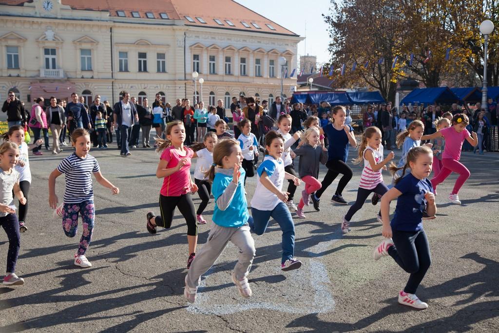 38. međunarodna atletska utrka Grada Koprivnice