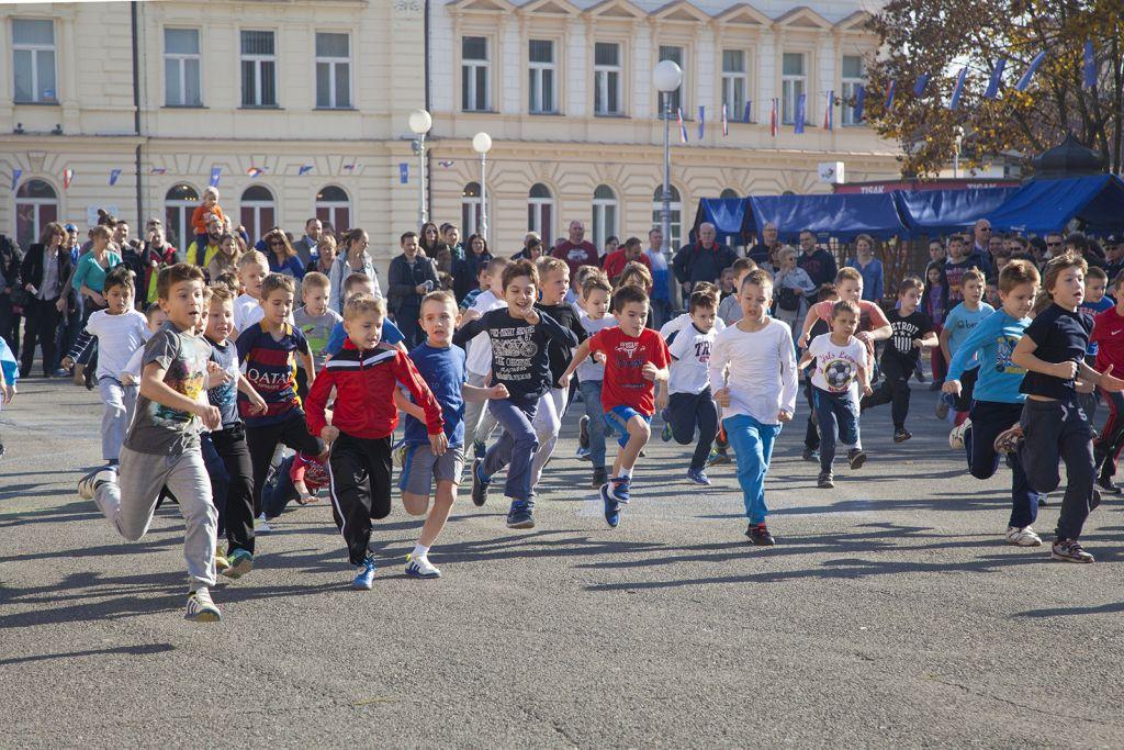 Održana 37. međunarodna atletska utrka grada Koprivnice