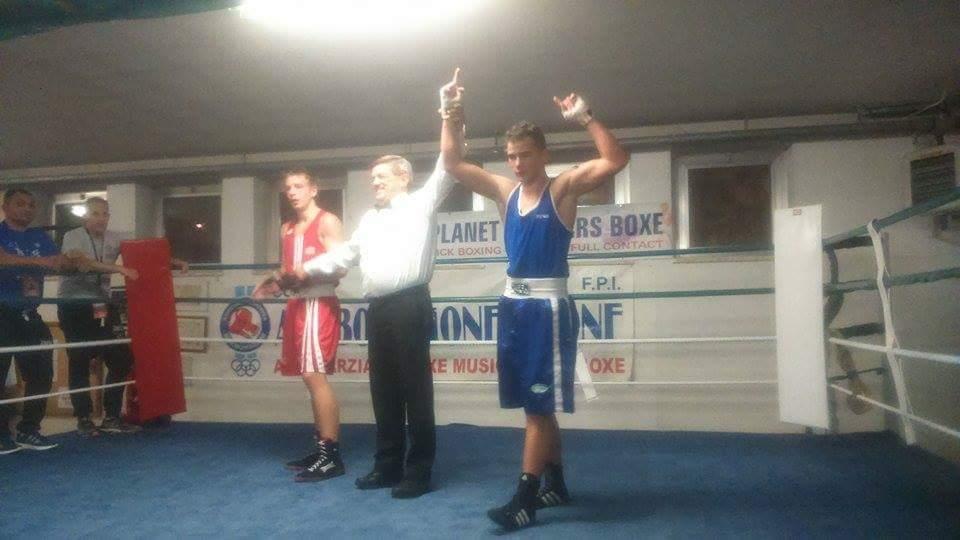 Međunarodni boksački turnir u Italiji