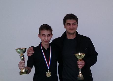 Koprivnički šahisti nastupili su na II. Otvorenom prvenstvu Čakovca