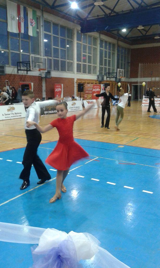 Prvenstvo RH u latinsko-američkim plesovima