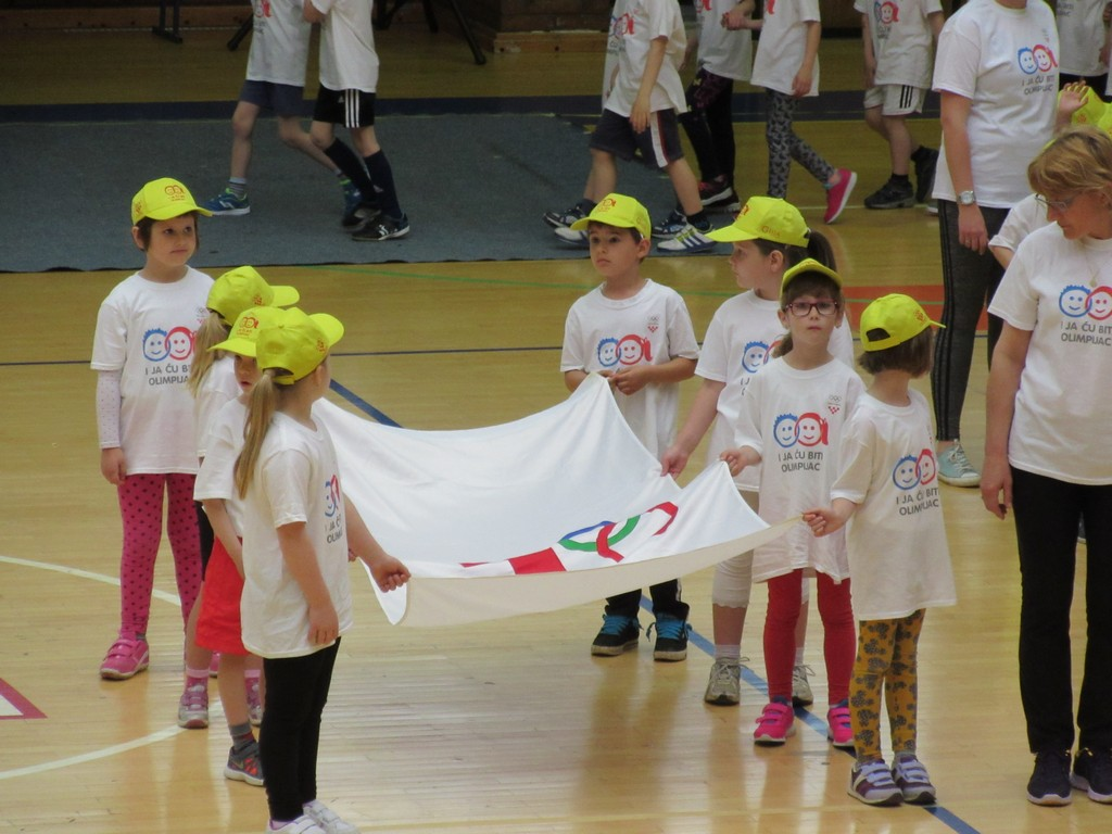 Održan 15. Olimpijski festival dječjih vrtića grada Koprivnic