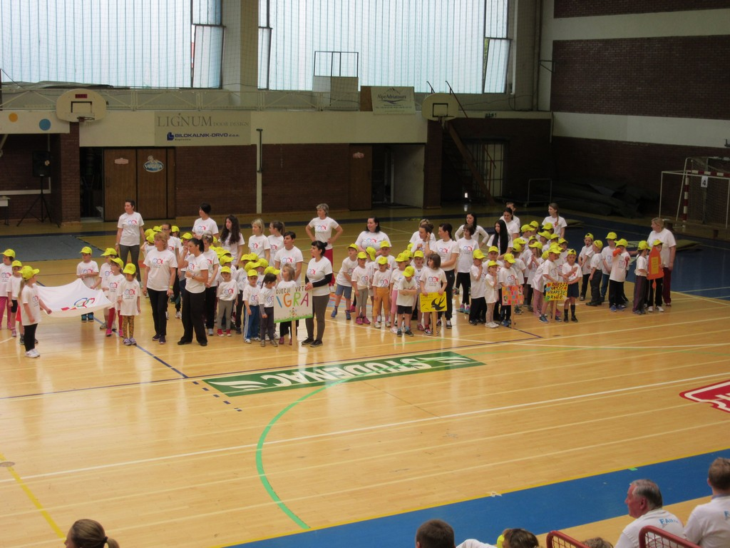 Održan je 16. olimpijski festival dječjih vrtića