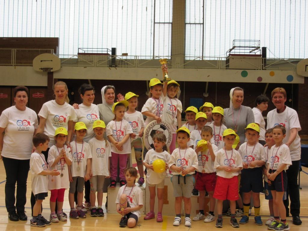 Olimpijski festival djecjih vrtica