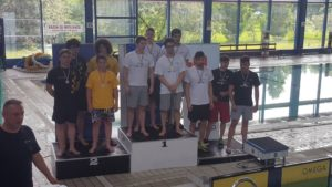 Državno prvenstvo u plivanju perajama