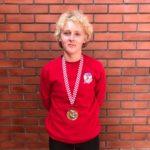 Antonia Štefotić obranila naslov seniorske prvakinje Hrvatske