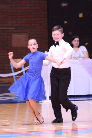 Plesno natjecanje u Koprivnici