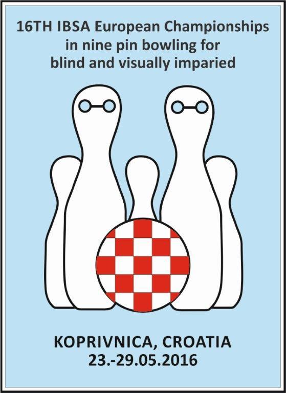 16. IBSA EP u kuglanju za slijepe i slabovidne