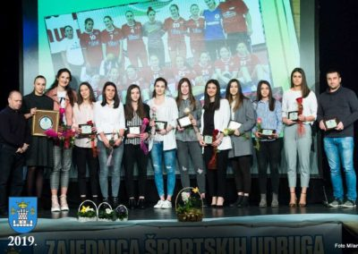 Proglasenje najuspjesnijih sportasa, sportasica i sportskih ekipa grada Koprivnice 2018_23