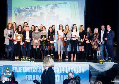 Proglasenje najuspjesnijih sportasa, sportasica i sportskih ekipa grada Koprivnice 2018_36