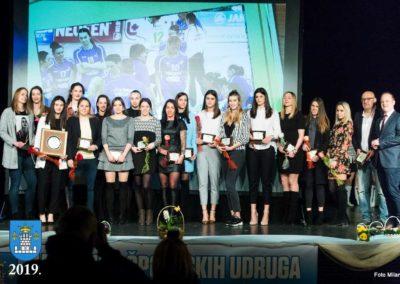 Proglasenje najuspjesnijih sportasa, sportasica i sportskih ekipa grada Koprivnice 2018_37