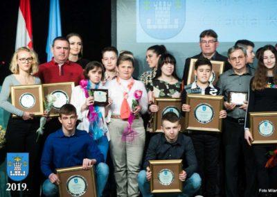 Proglasenje najuspjesnijih sportasa, sportasica i sportskih ekipa grada Koprivnice 2018_60