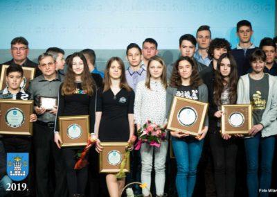 Proglasenje najuspjesnijih sportasa, sportasica i sportskih ekipa grada Koprivnice 2018_61