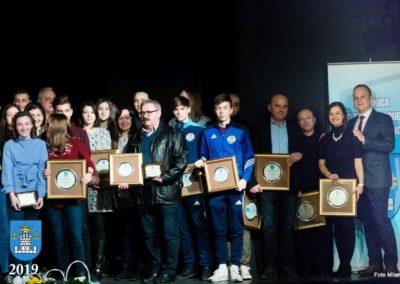 Proglasenje najuspjesnijih sportasa, sportasica i sportskih ekipa grada Koprivnice 2018_62