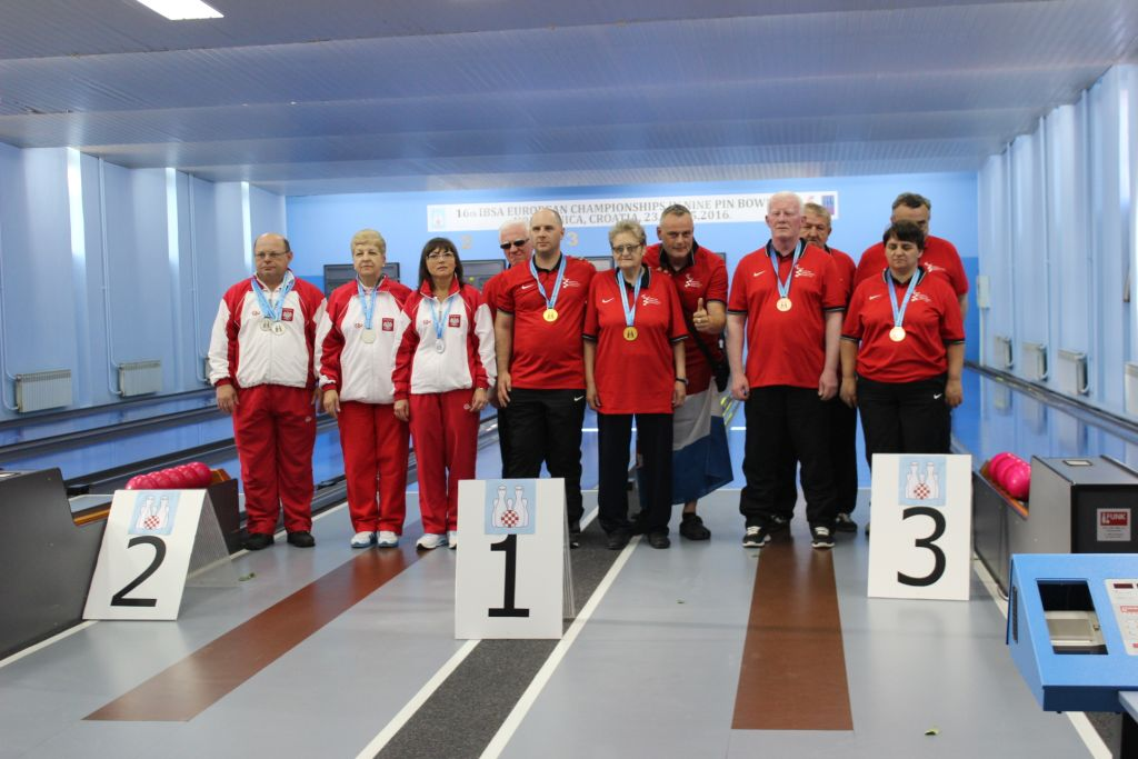 3. dan – 16. IBSA EP U KUGLANJU: dvije zlatne i brončana medalja za reprezentativce Hrvatske
