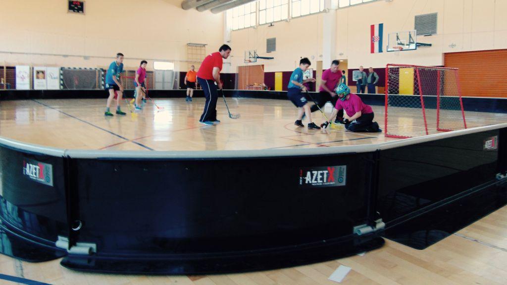 3. Memorijalni floorball turnir Joseph T. Rukavina