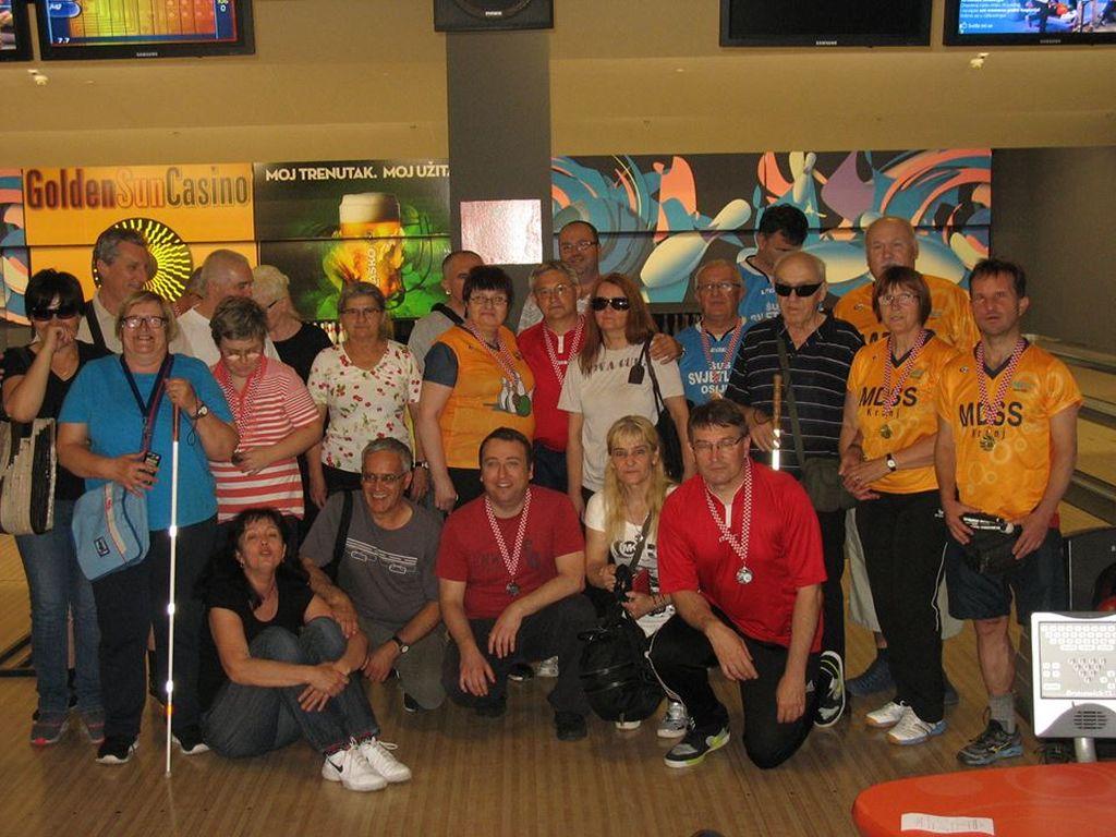 8. ekipno i pojedinačno međunarodno kuglačko natjecanje za slijepe