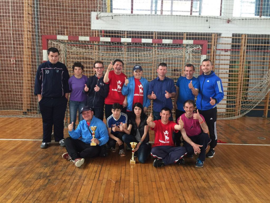Prvenstvo Hrvatske u malom nogometu i Special Olympics European Football Week 2016.