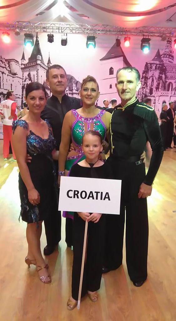 Svjetsko prvenstvo u latinoameričkim plesovima za vetrane II