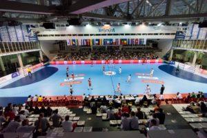 M18 Euro 2016 EHF | Zajednica sportova Koprivničko križevačke zajednice | Hrvatska : Srbija