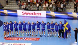 M18 Euro 2016 EHF | Zajednica sportova Koprivničko križevačke zajednice | Hrvatska : Švedska