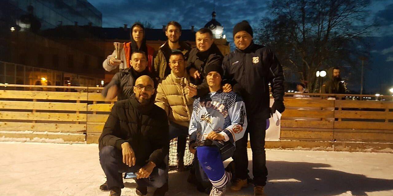 Koprivnički hokejaši drugi na jakom turniru u Vukovaru