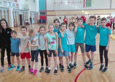 Uspješan nastup atletičara u Murskom Središću