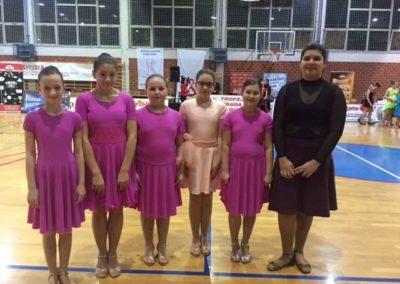 Plesno natjecanje u Bjelovaru