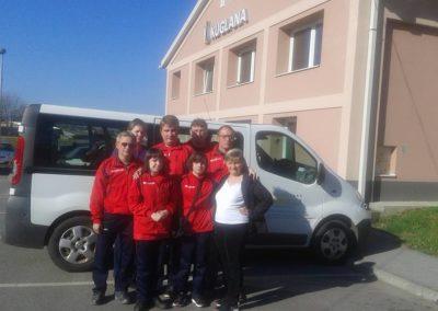 6. kolo 1. Hrvatske kuglačke lige za slijepe