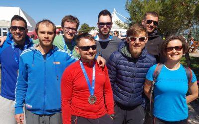 Zenil Vugrinec završio utrku od 100 milja