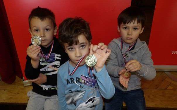 Pojedinačno kadetsko prvenstvo županije u šahu