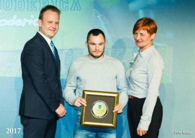 Najuspješnije sportašice, sportaši i sportske ekipe Grada Koprivnice (2016.) - 26 od 43