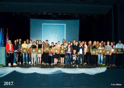 Najuspješnije sportašice, sportaši i sportske ekipe Grada Koprivnice (2016.) - 41 od 43
