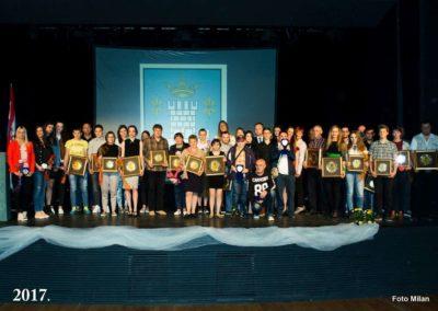 Najuspješnije sportašice, sportaši i sportske ekipe Grada Koprivnice (2016.) - 42 od 43
