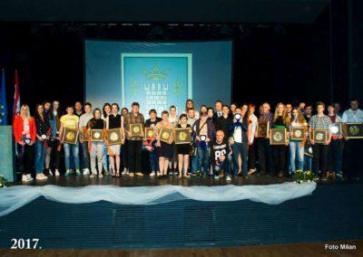 Najuspješnije sportašice, sportaši i sportske ekipe Grada Koprivnice (2016.) - 43 od 43