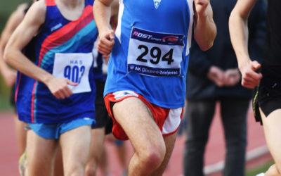 Pojedinačno prvenstvo Hrvatske na 10000 m i hodanju na stazi