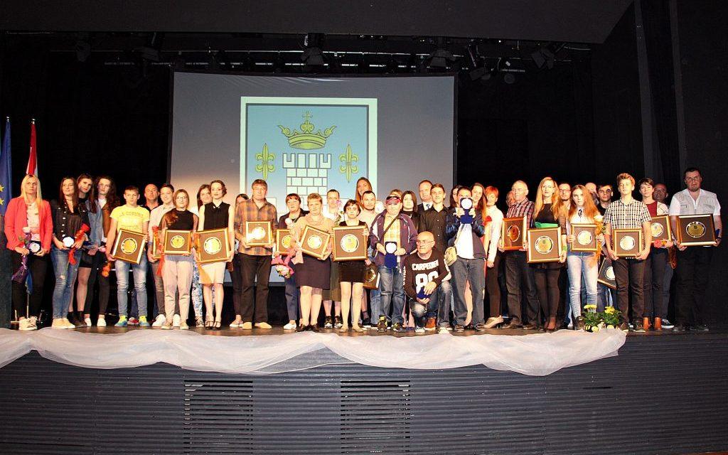 Proglašenje najuspješnijih sportašica, sportaša i sportskih ekipa grada Koprivnice