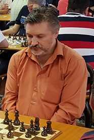 Artur Frolov (Ukrajina) – 2. mjesto | Međunarodni brzopotezni šahovski turnir IV. Memorijal Stjepana Vrbana - Gospodar svibnja 2017.