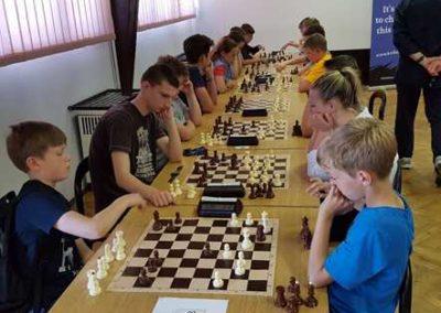 Međunarodni brzopotezni šahovski turnir IV. Memorijal Stjepana Vrbana - Gospodar svibnja 2017.