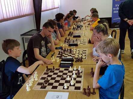 Međunarodni brzopotezni šahovski turnir IV. Memorijal Stjepana Vrbana – Gospodar svibnja 2017.