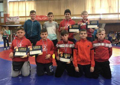 Uspješan nastup u Češkoj, osvojene su nove medalje, četiri zlatne i brončana